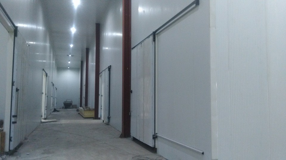 Mali Cold Storage Room Project