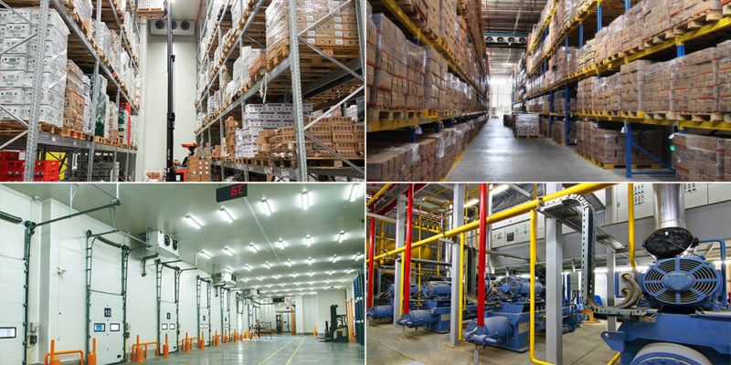 Logistic Storage Refrigeration Systems